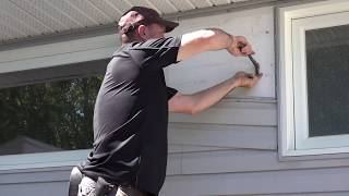 How To Remove Vinyl Siding [EASY!]