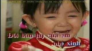 Bé Xuân Mai - Liên Khúc Thiếu Nhi 80 Phut Cho Bé