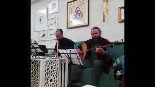 Özer Özel&Kemal Karaöz - Ferahfeza Mevlevi Ayin-i Şerifi (Peşrev 4.Hane Son Peşrev Son Yürük Semai)