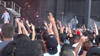 Joey Bada$$ & the Pro Era crew Live in Albuquerque