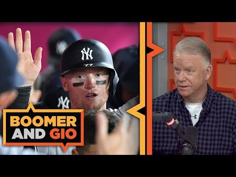 """Clint Frazier addresses media criticism """"I am trying to be myself in here"""" 