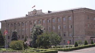 Зограб Мнацаканян встретился с Президентом Арцаха Араиком Арутюняном