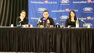 Quintanilla family Q&A