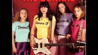 The donnas - Leather on leather
