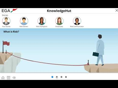 EGA - Enterprise Risk Management Instagram
