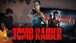 """Tomb Raider Theme """"Becoming the Tomb Raider"""""""