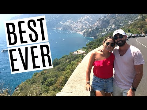 Video TRAVELING ALONG THE AMALFI COAST! THE TWO BEST WEEKS OF OUR LIFE | ALEX & MICHAEL