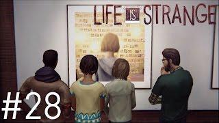 Life Is Strange (PC) Hobble Through - #28 Art Travels Through All Times
