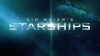 Видео Sid Meier's Starships