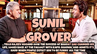 Sunil Grover interview with Rajeev Masand I Bharat I Pataakha I Comedy Nights with Kapil