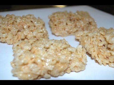How to Make Rice Krispies Treats