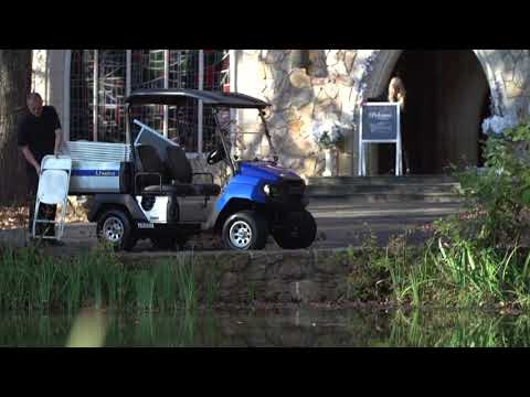 2019 Yamaha Umax Bistro (Gas EFI) in Hendersonville, North Carolina - Video 2