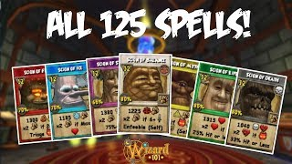 Wizard101 Level 128 Fire Spell Free Video Search Site Findclip