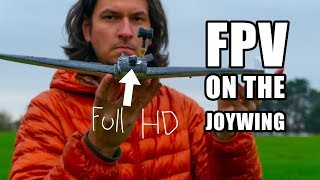 FPV for the Joywing | Full HD recording