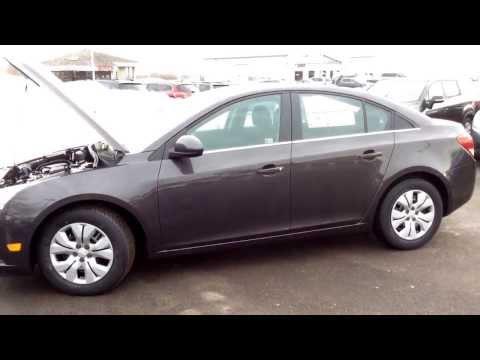 New 2014 Chevrolet Cruze 1LT Review | 140455