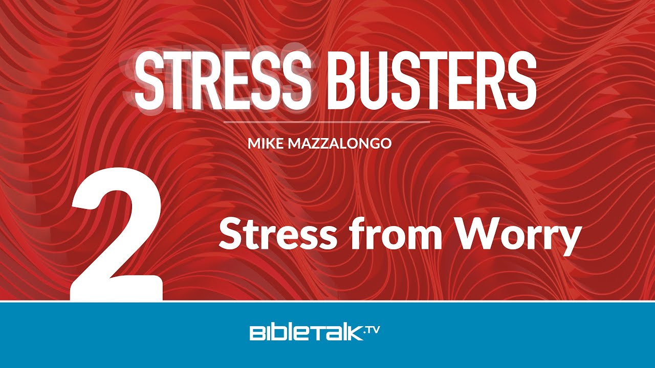 2. Stress from Worry