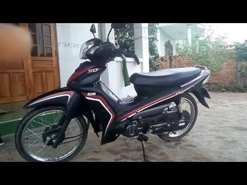 [SYM elegant 50cc] xe 50cc tốt cho học sinh (HD 720p)