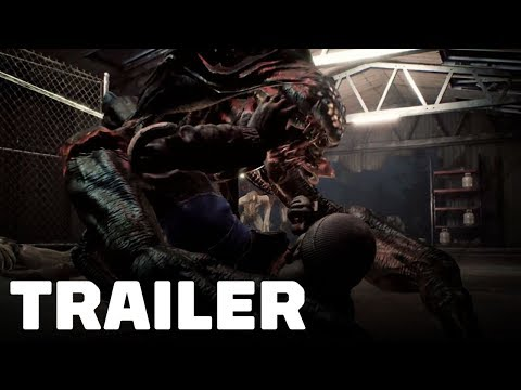 Earthfall – Invasion Free Update Trailer