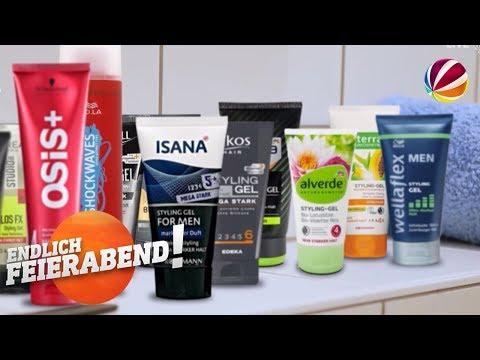 Haargele im Qualitäts-Check: Was verhilft zum perfekten Styling? | Endlich Feierabend! | SAT.1 TV