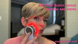 My Skin Buddy Device Review and Demo #MSB