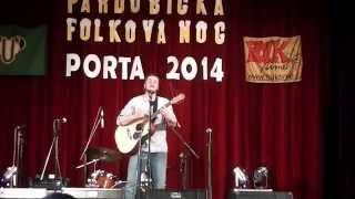 Video Michal Willie Sedláček - Oblastní kolo Porty 2014 Pardubioce - D