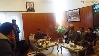 दिपायल राजधानीको माग गर्दै प्रधानमन्त्रीलाई ज्ञापनपत्र (भिडियो)