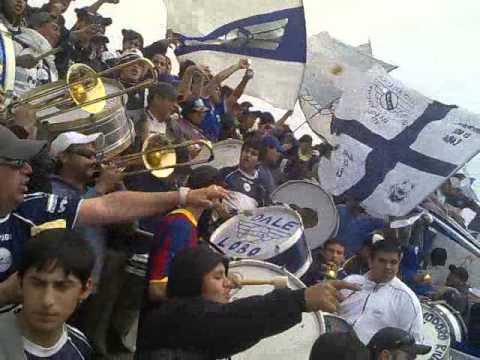 """Jorge Newbery de Comodoro Rivadavia 1 - Huracán 1"" Barra: La Banda Aeronauta • Club: Jorge Newbery de Comodoro"
