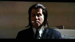 Ezekiel 25:17  Scene Pulp Fiction Movie