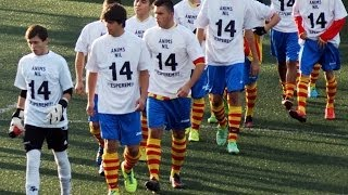 preview picture of video 'AEC.MANLLEU-1 CE.MATARÓ-1'