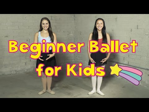 Ballet for Kids   Episode 1   CJ and Friends