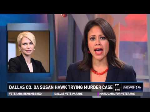 Susan Hawk News Clip #1