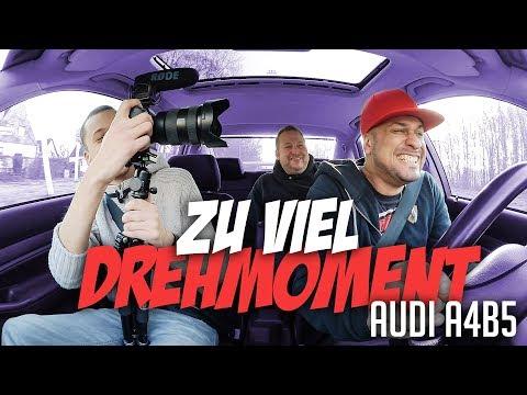 JP Performance - Zu viel Drehmoment   Audi A4 B5