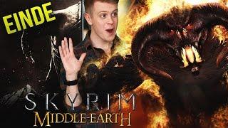 INTENSE EINDBATTLE! Skyrim: Middle-Earth Mod FINALE!