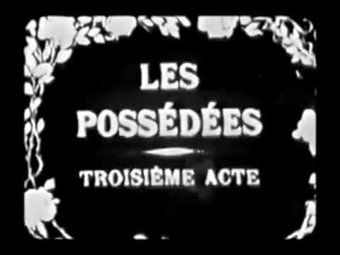 Anton Giulio Bragaglia | Thaïs (Futurism Film)  Itália 1917