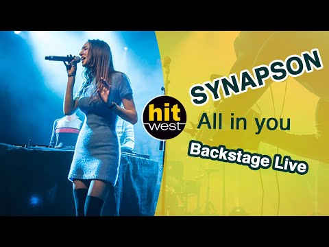 SYNAPSON - All in you (Hit West - Backstage Live - Rennes 2016)