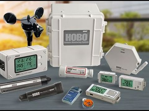 hobo data loggers software