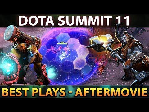 DOTA Summit 11 - Best Plays, Best Moments - Aftermovie Dota 2