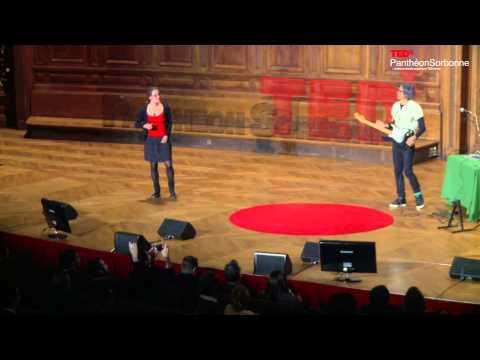 TEDxPanthéonSorbonne Mubu Funk Scot Share Atau Tanaka