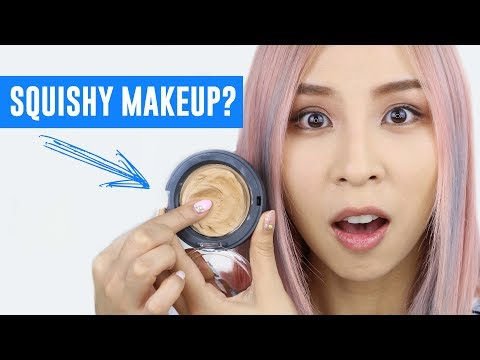 Squishy Makeup! Hot or Not? - TINA TRIES IT