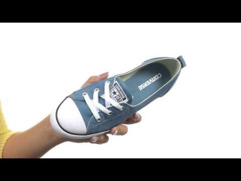 Converse Chuck Taylor® All Star® Fashion Basics Ballet Lace SKU 8642858  YouTube Video b05a83864