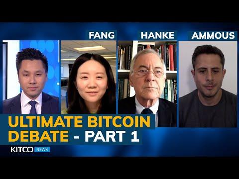 Uždėkite minimalų bitcoin