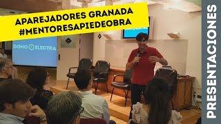 LA HISTORIA DE DOMO ELECTRA - CHARLA APAREJADORES GRANADA
