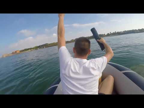 Il cercatore di profondità sonico per il 2014 da pesca