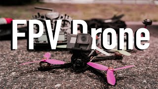 FLYING AN FPV DRONE