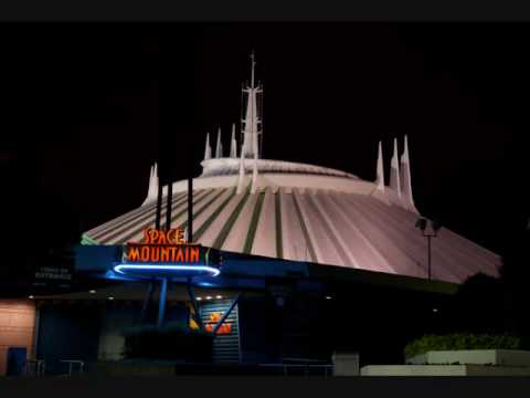 Space Mountain- Star Tunnel