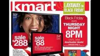 KMart Black friday 2015 doorbusters Deals