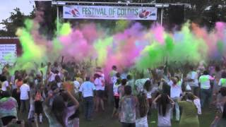 Hole In My Soul ~ NamRock ~ Festival Of Colors  NV 2014