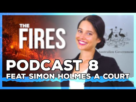 Juice Podcast 8 | with Simon Holmes à Court