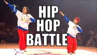 Japanese Hip-Hop Battle with Maika & Kazane