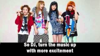 2NE1 - Don't Stop The Music [Eng. Sub]